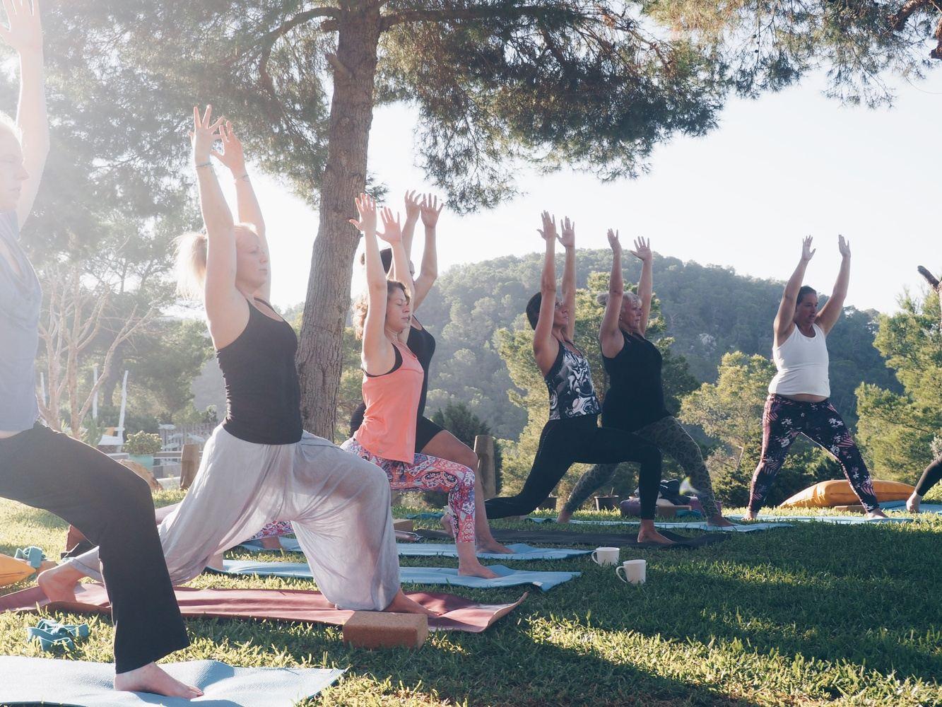 Shamanic Yoga Retreat Ibiza in May