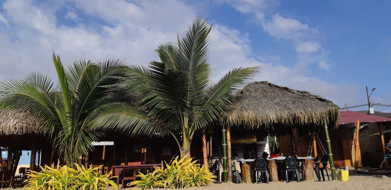 8 Days Yoga Paradise in Olon, Ecuador