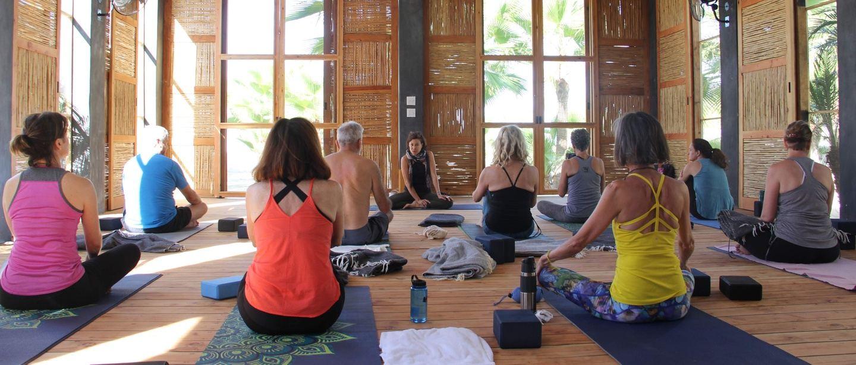 The Faraway Nearby Yoga Retreat