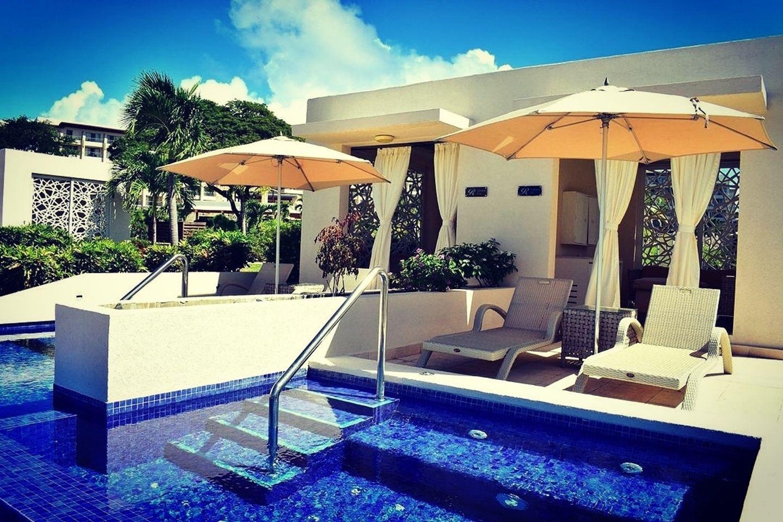 gfXcursions Season V - St. Lucia Add-on's, (Xcursion, Cabana)