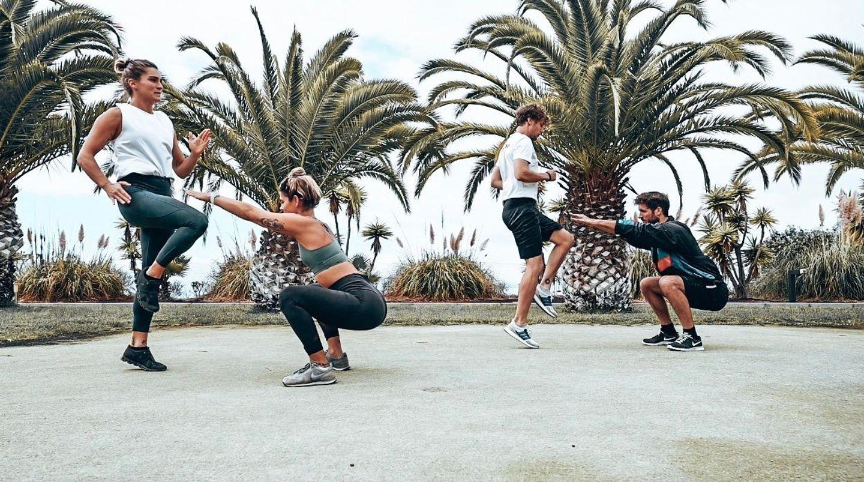 Templeshape Bootcamp & Yoga Retreat