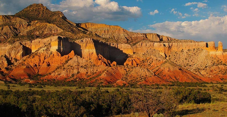 Santa Fe Test Trip