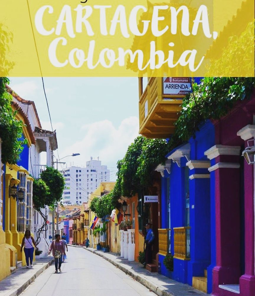 Girl's trip to Colombia