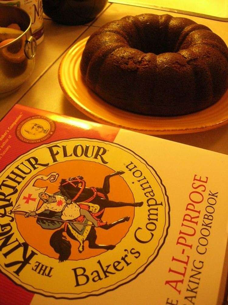 Baking with King Arthur
