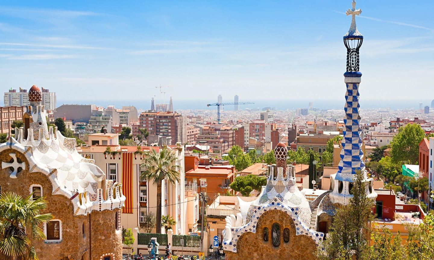 Urban Yoga Retreat in Barcelona