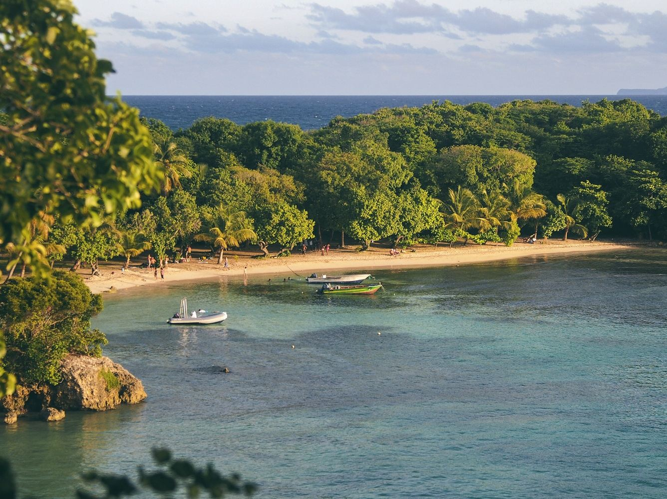 Island Immersion Yoga retreat, Guadeloupe French Caribbean
