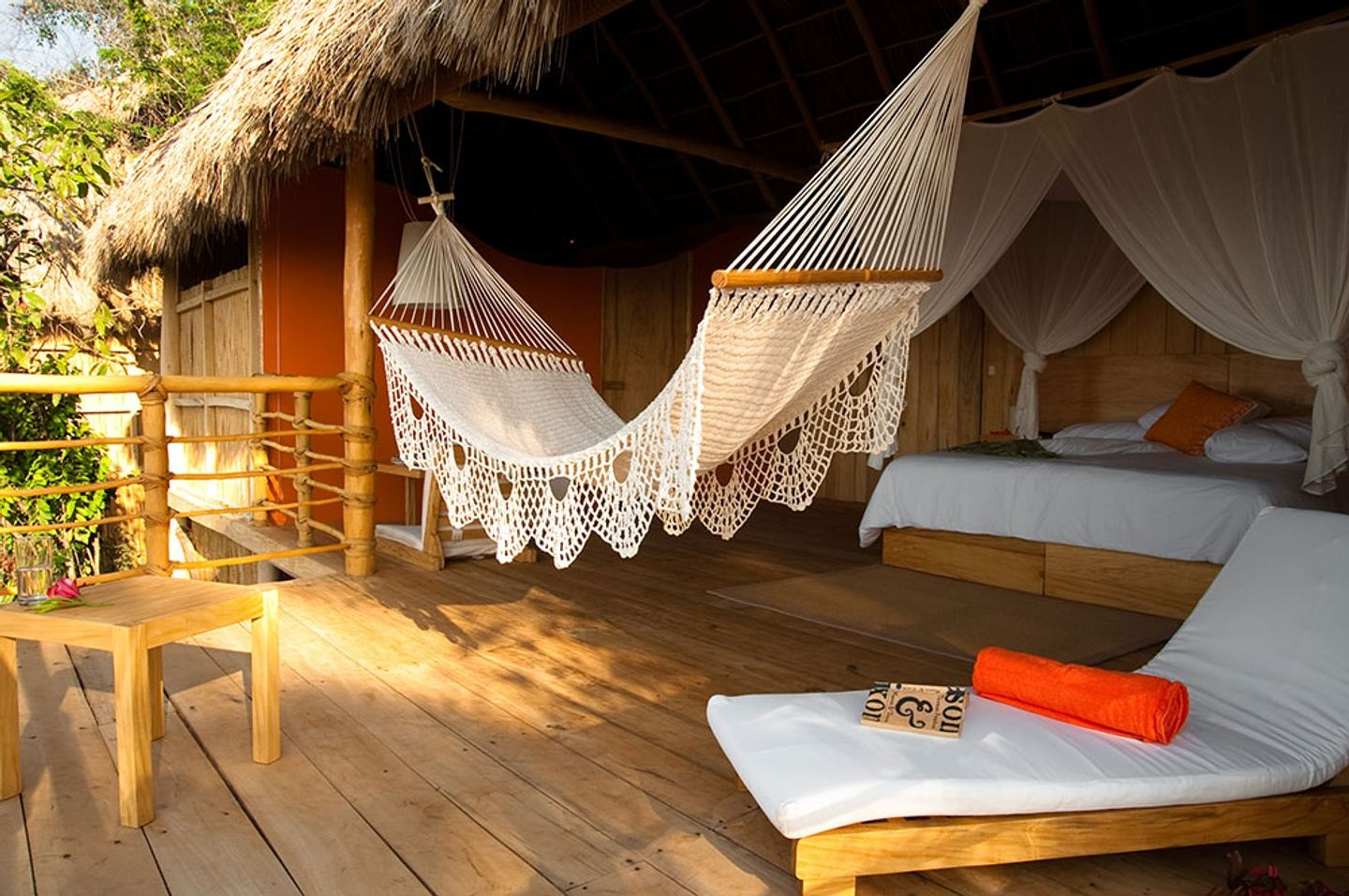 Healing Touch Yoga Retreat Mexico