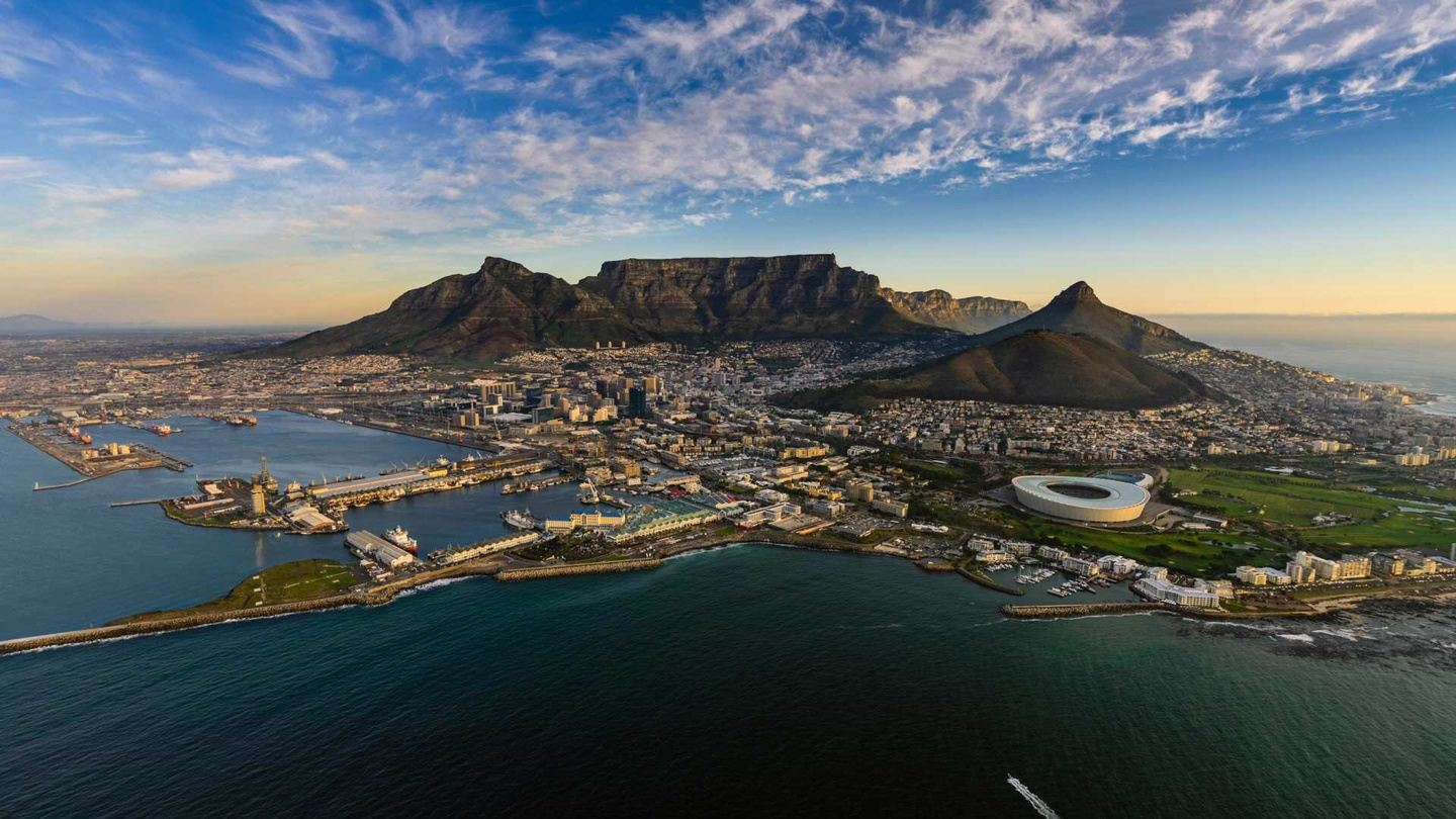 New Year's in South Africa w/THETRAVELJUNKEES 2019