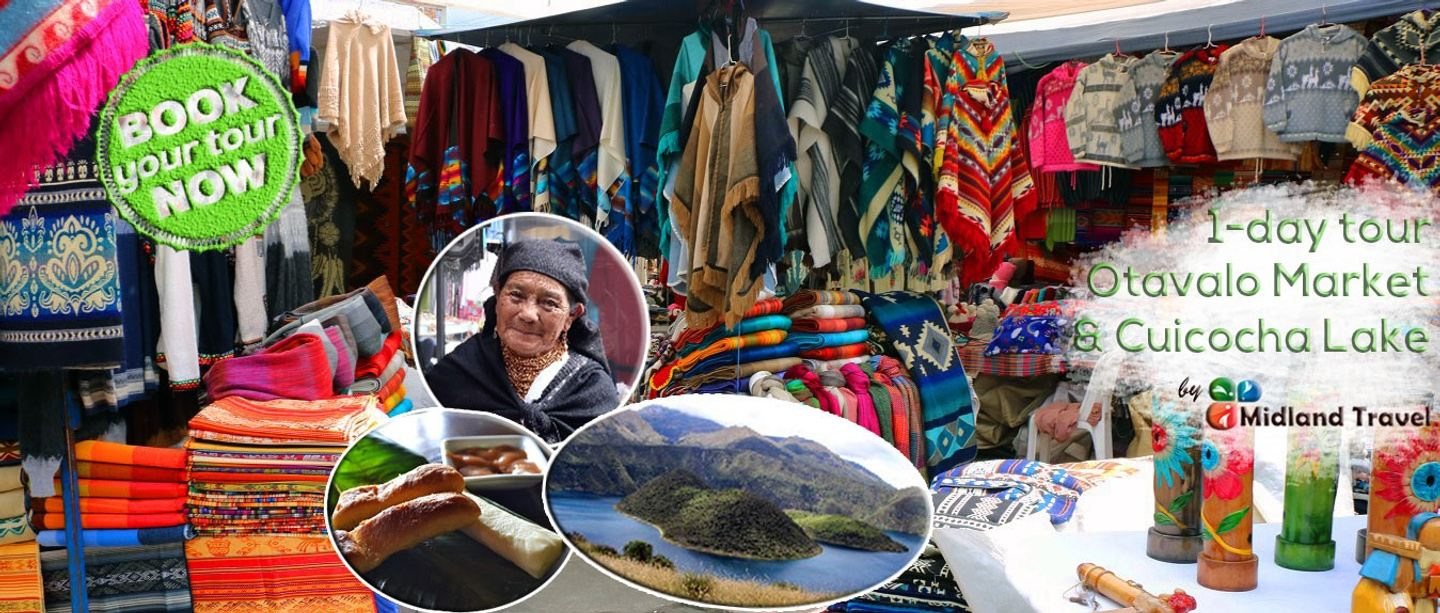 Shared Otavalo Day Trip from Quito