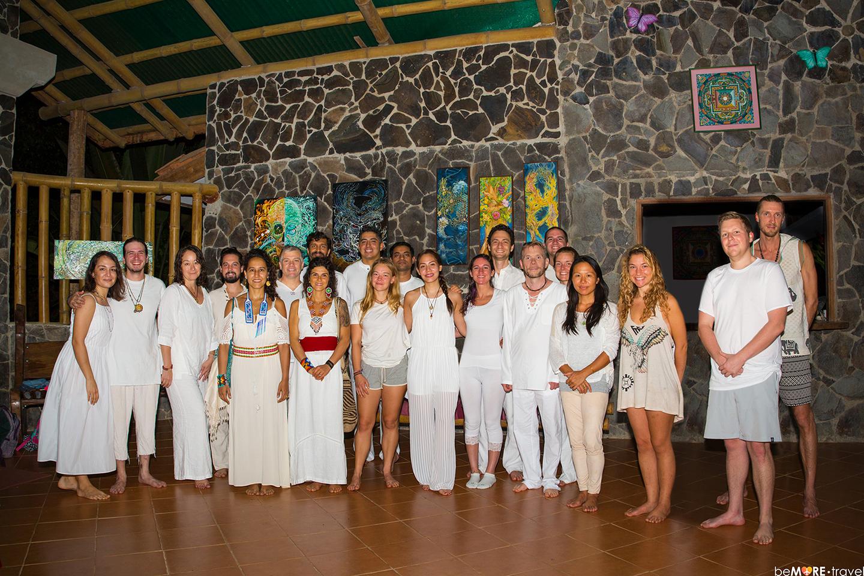 7-day 6-night REALITY ENLIGHTENING Ayahuasca & Temazcal Retreat