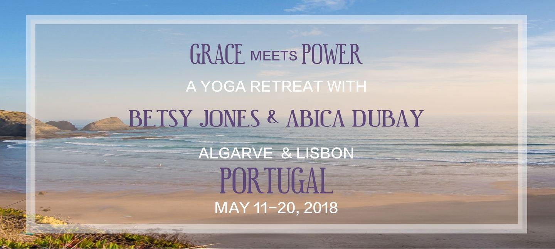 GRACE MEETS POWER - Portugal 2018