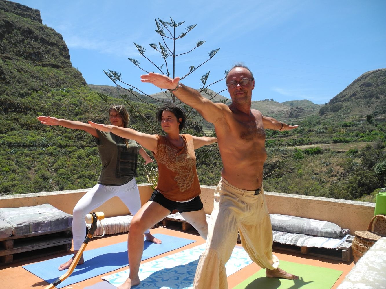 7 Days Practice and Study of Hatha Yoga Retreat in Gran Canaria, Spain