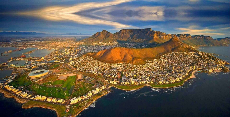 Cape Town Food & Wine Safari Tour