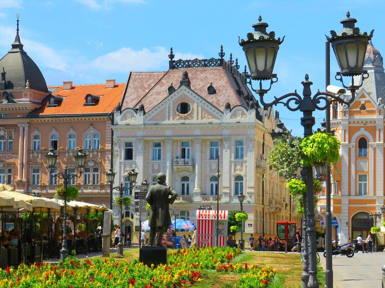 Novi Sad & Sremski Karlovci