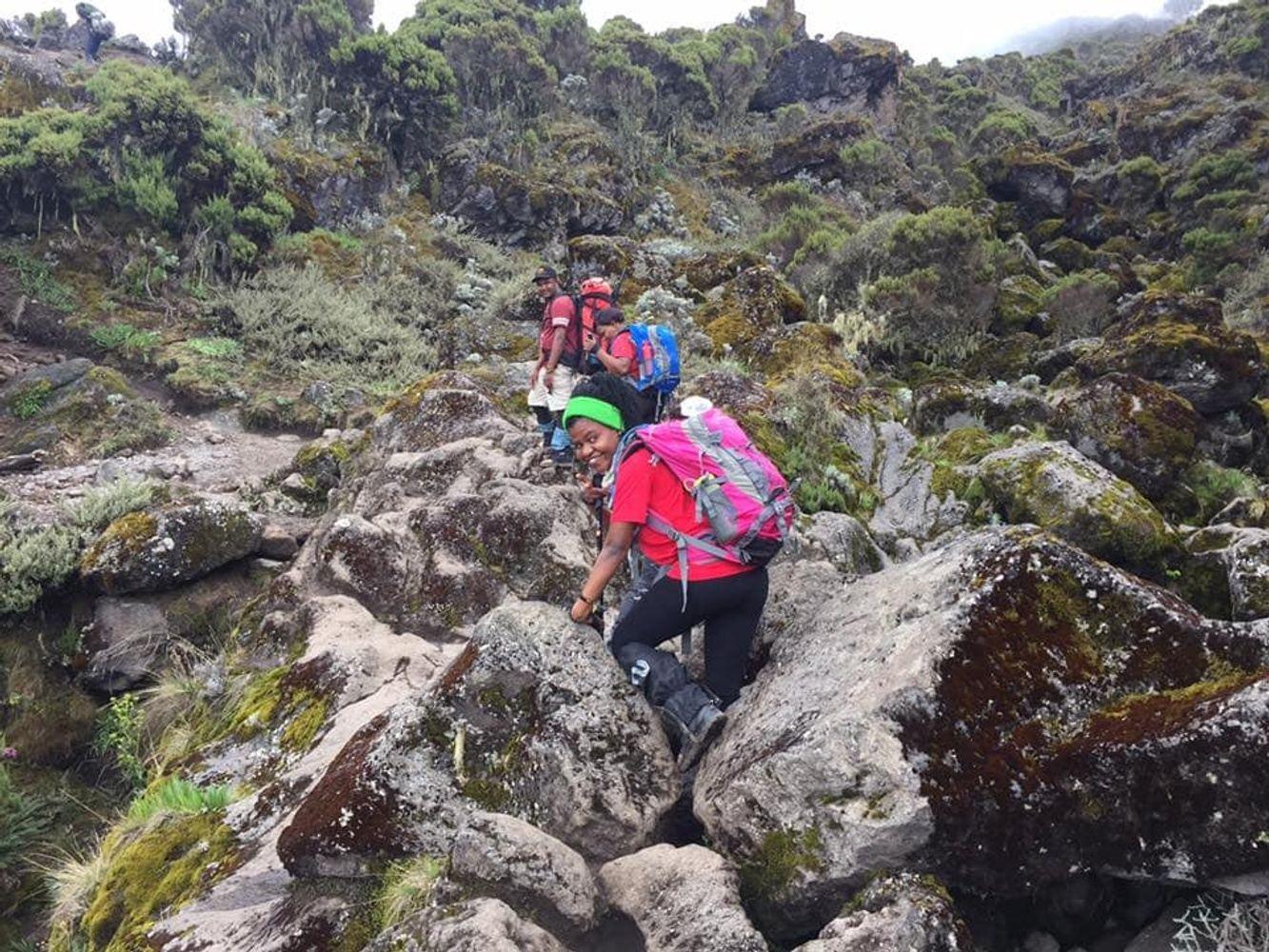 6 - Days Kilimanjaro Mountain - Machame Route