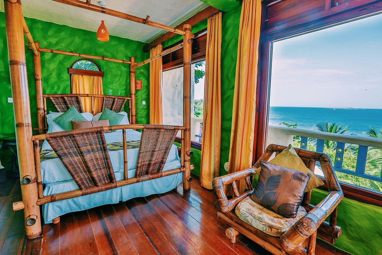 Dawa Retreats in the lush Grenada!