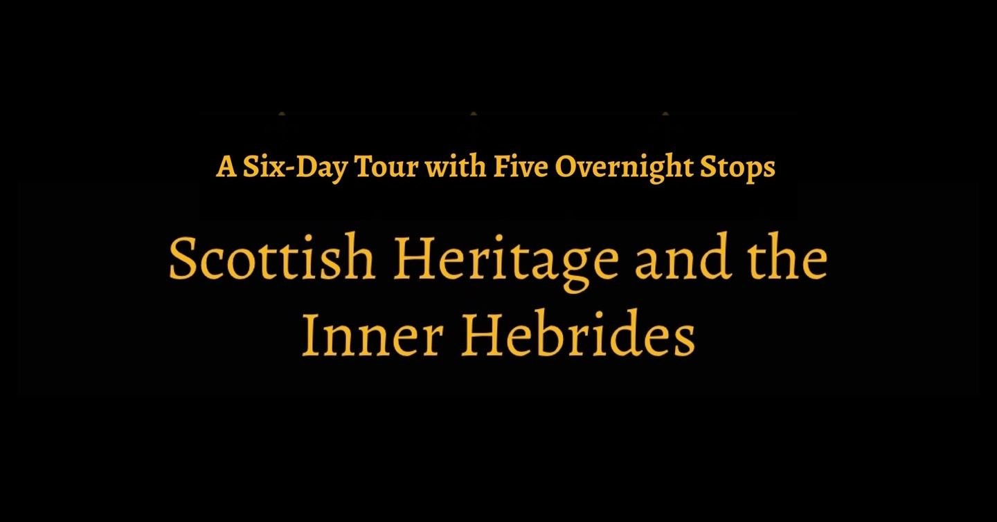 A Six-Day Tour with Five Overnight Stops