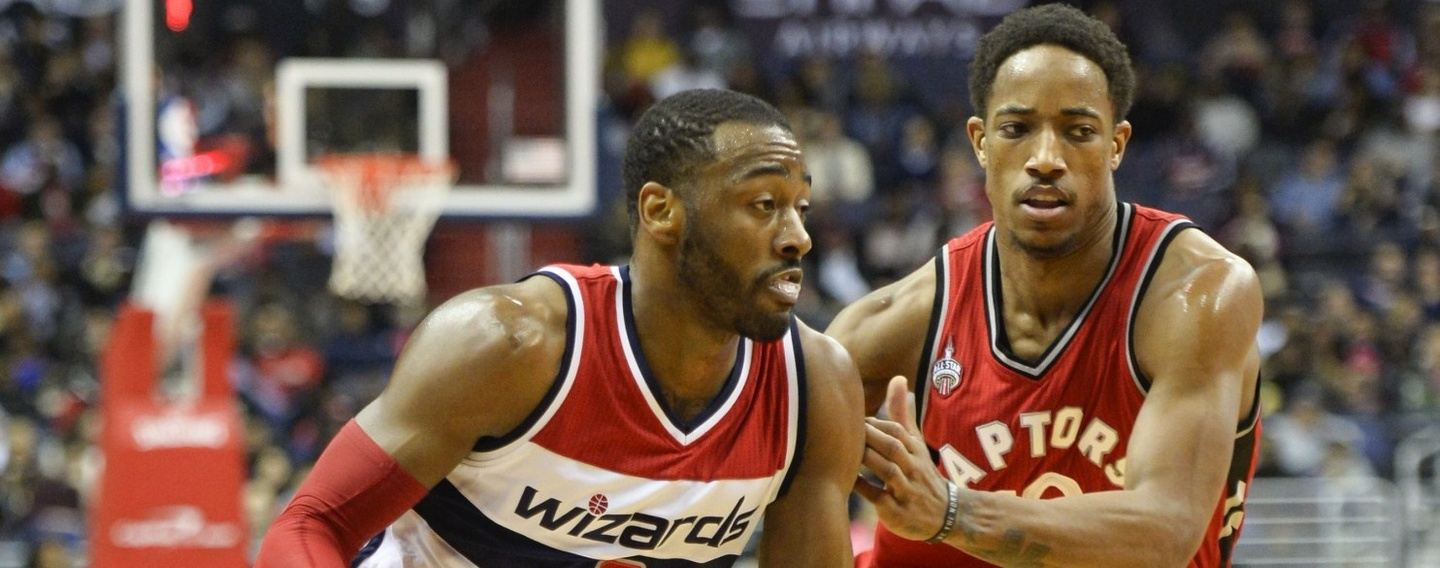 Raptors vs Wizards in Washington (cancelled, not enough people)