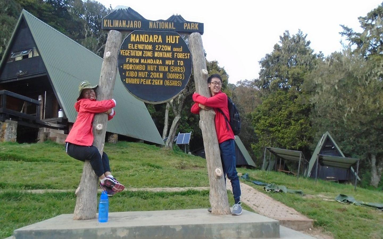 6DAYS KILIMANJARO HIKING/CLIMBING VIA MARANGU ROUTE