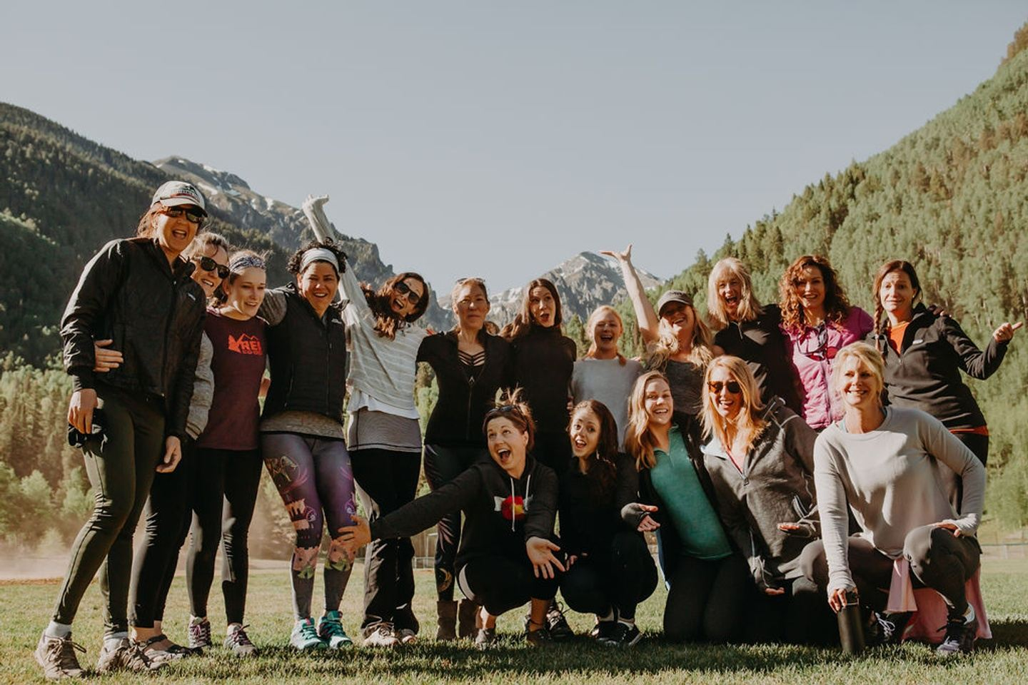 Telluride Retreat to True Nature - Women's Alpine Adventure