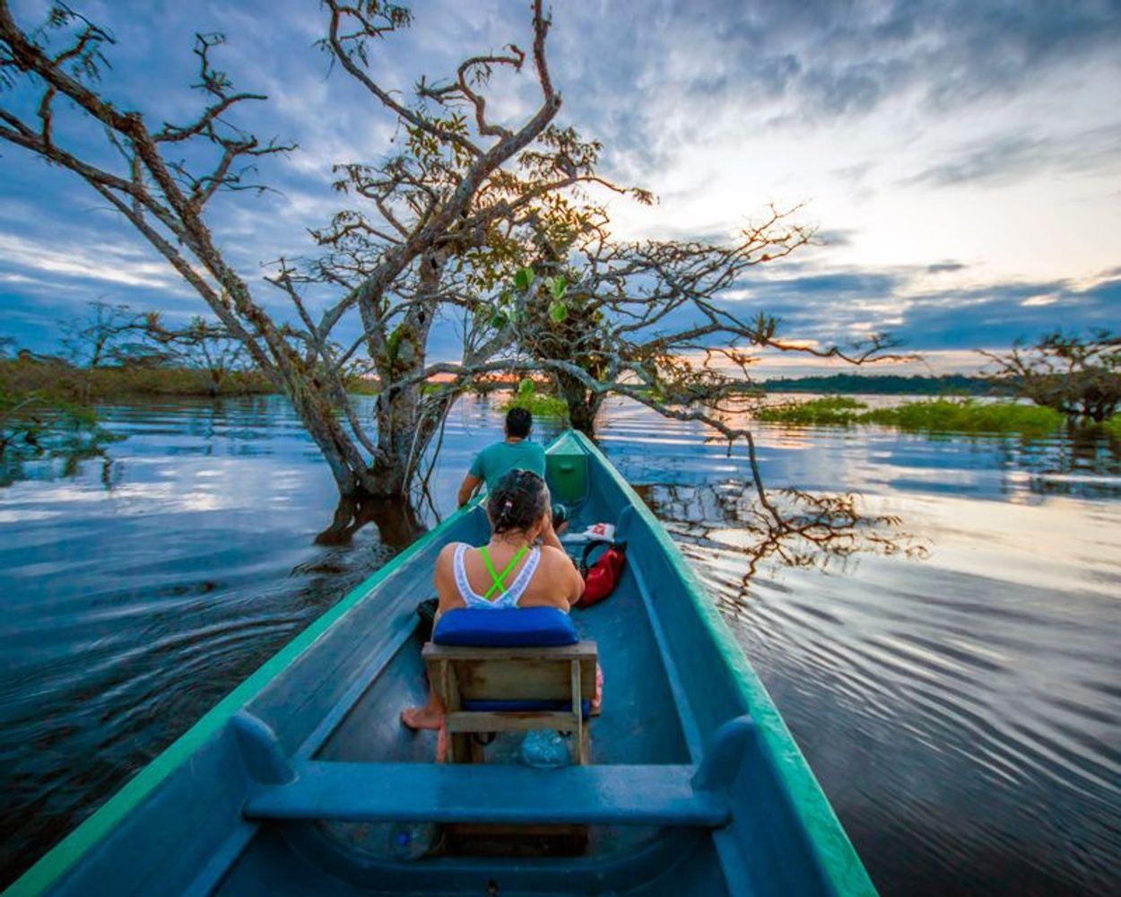 Amazonia Cuyabeno 4Dias | 3 Noches