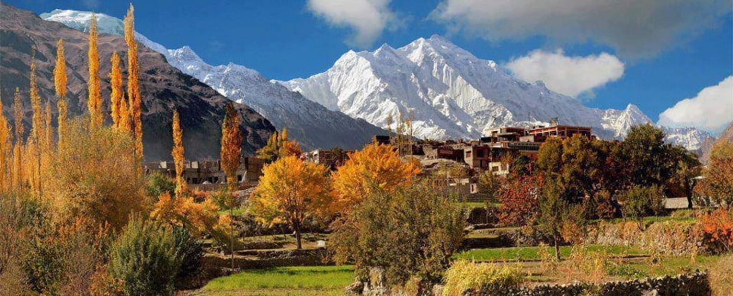 06 Day Experience the Culture Roof of the World Hunza Pakistan