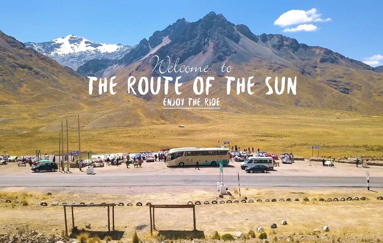 Inka Express Bus Cusco to Puno
