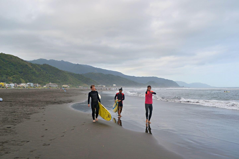 Kailang Surf Experience in Yilan