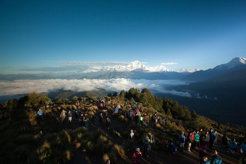Khopra Trek in Annapurna Mountain Range