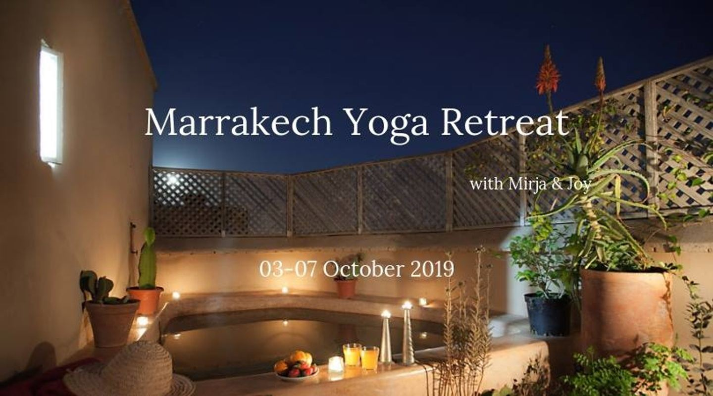5 Day Cleansing Body & Mind - Marrakesh Retreat, Morocco