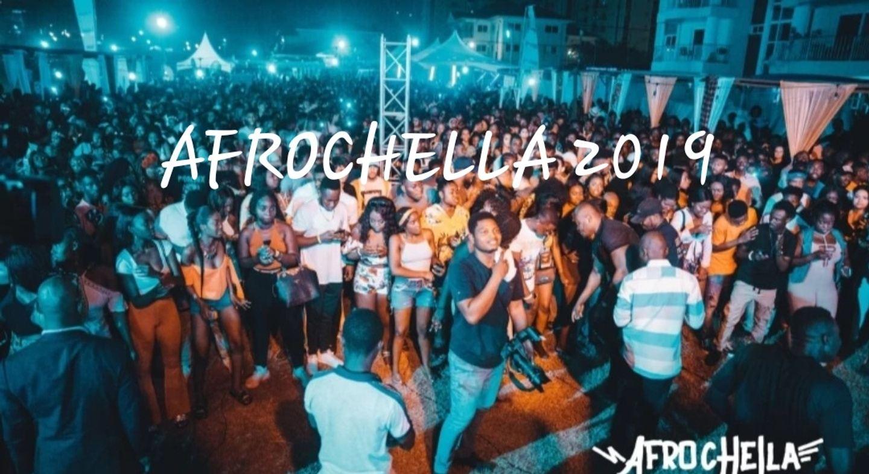 THETRAVELJUNKEES presents: AFROCHELLA 2019
