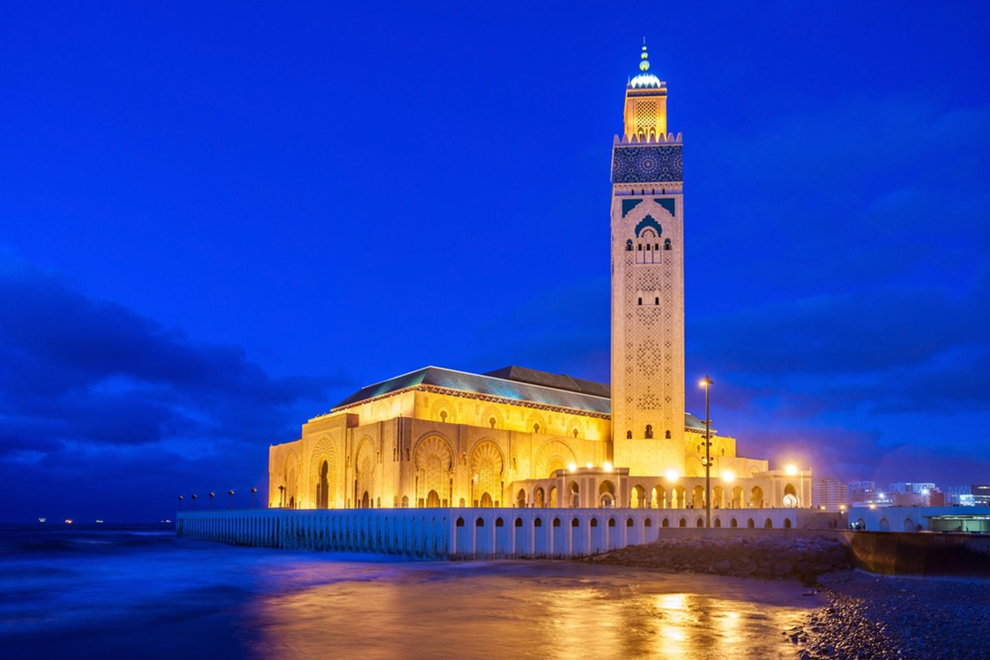 Casablanca City-Tour with private Option Including Hassan II Mosque