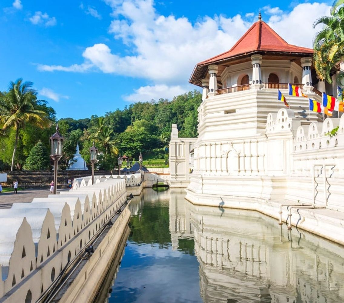 Visit the Glamorous perl Sri Lanka