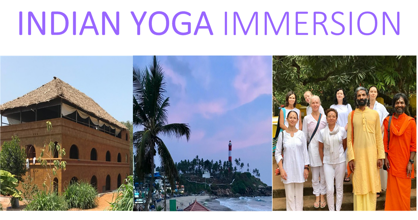 Indian Yoga Immersion