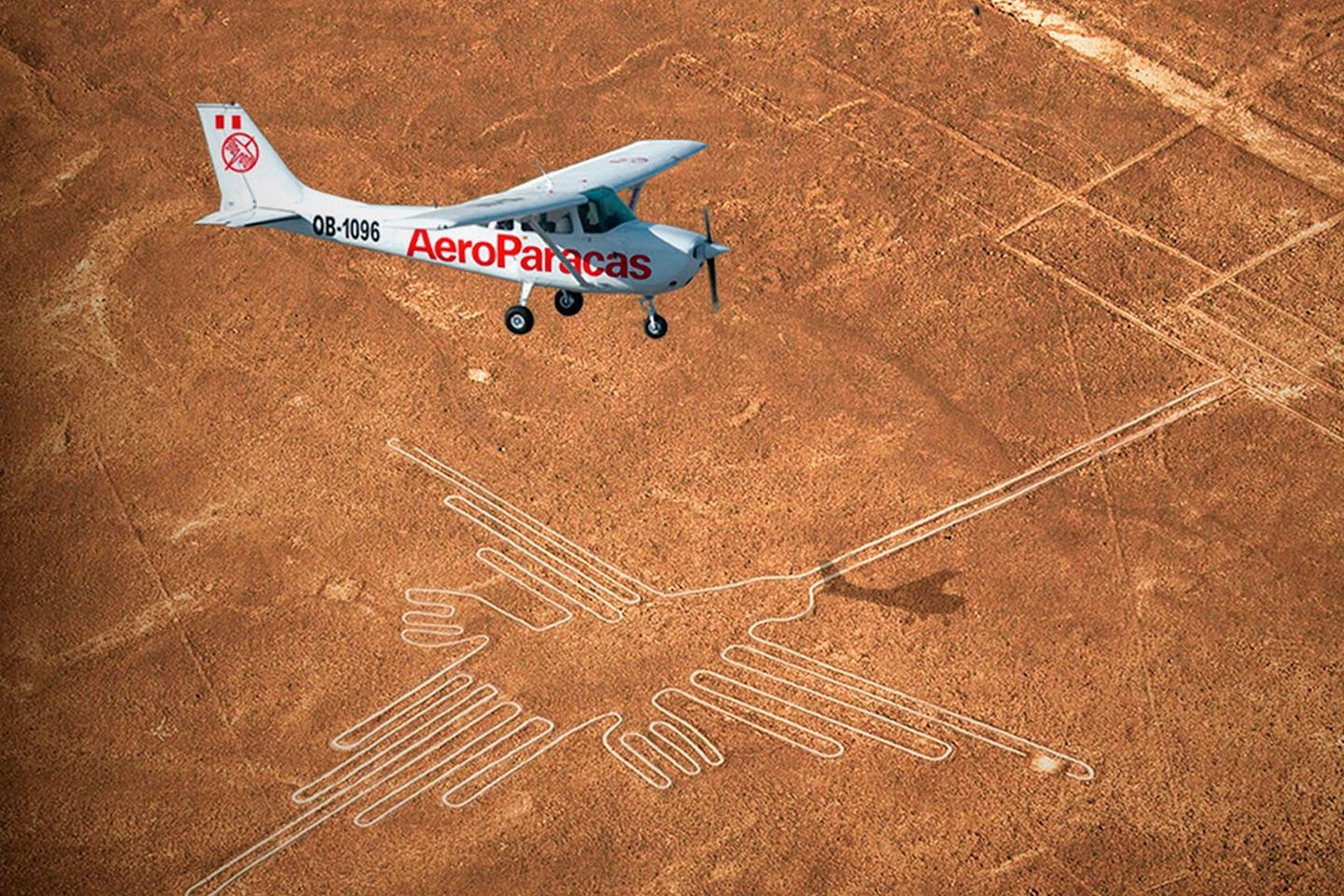 Enigmatic Nazca Lines Overflight, & Huacachina Oasis!