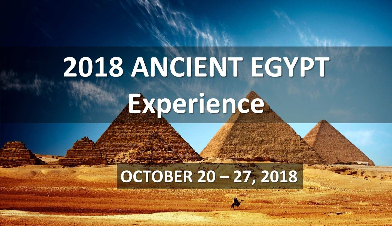 2018 Egypt Experience