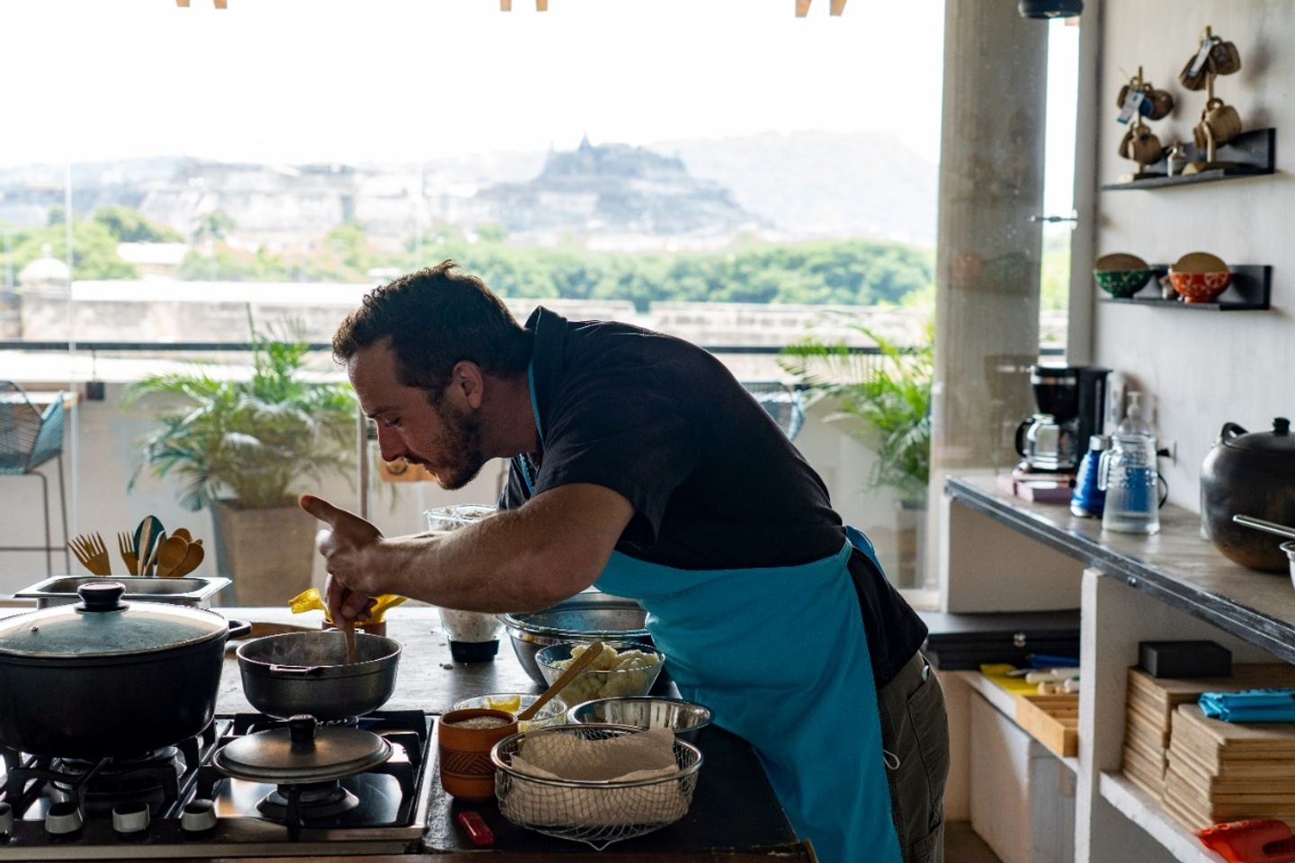 Private Cartagena Cooking Class