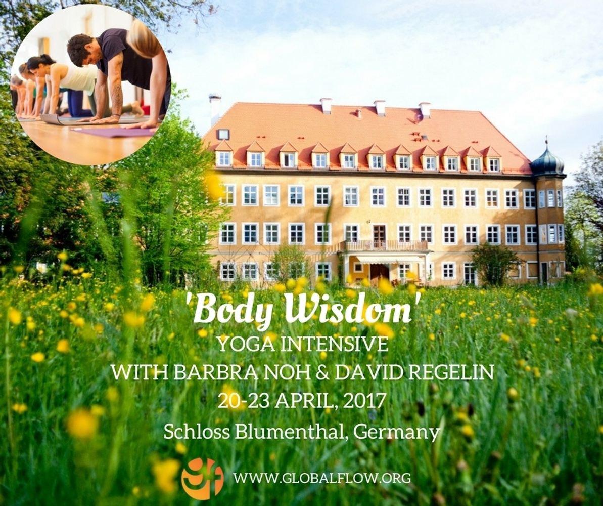'Body Wisdom' Yoga Intensive with Barbra Noh & David Regelin