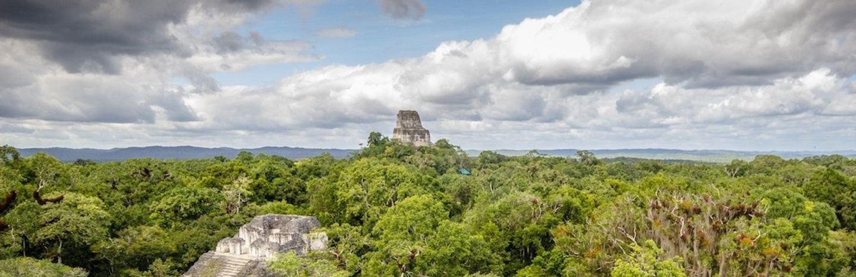 Tikal and Rio Dulce 4 days tours