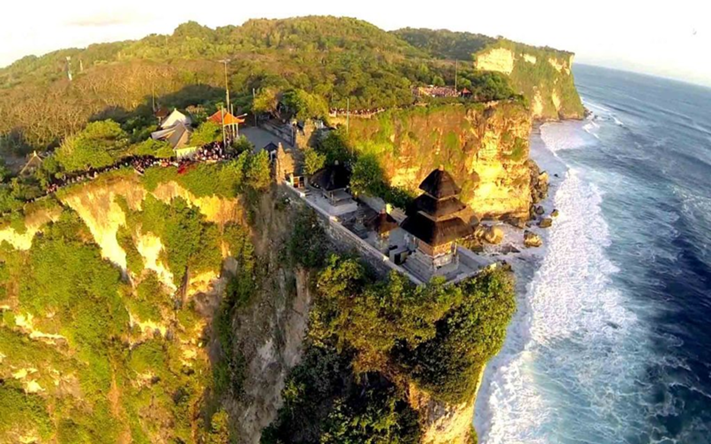 EXPLORE BALI - HD ULUWATU & KECAK FIRE DANCE TOUR