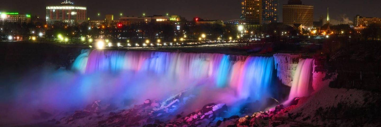 Niagara Falls - Holiday Festival of Lights