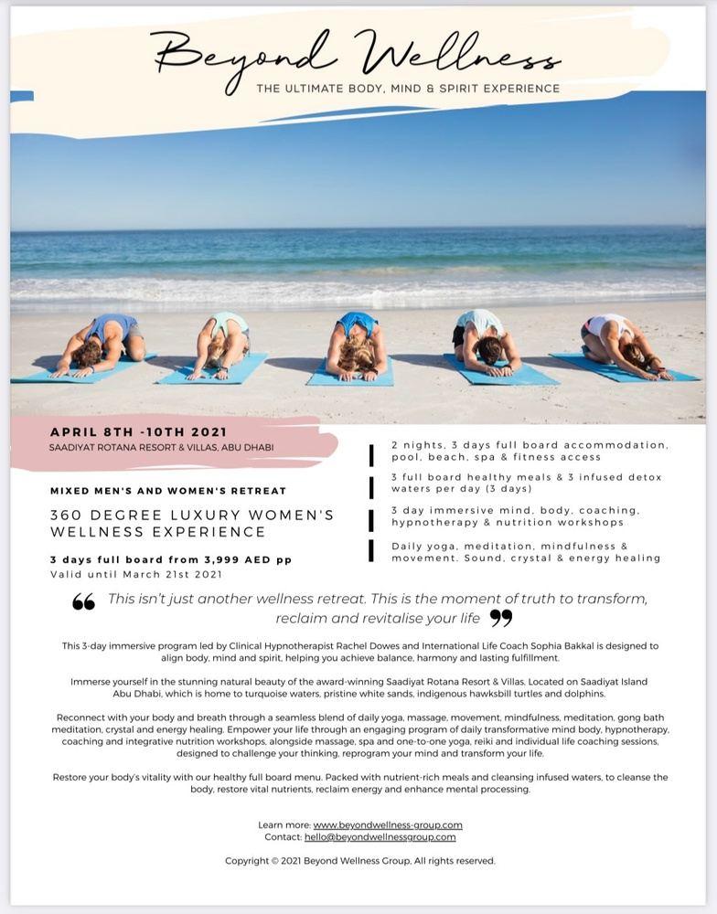 Body Mind Spirit Luxury Wellness Experience