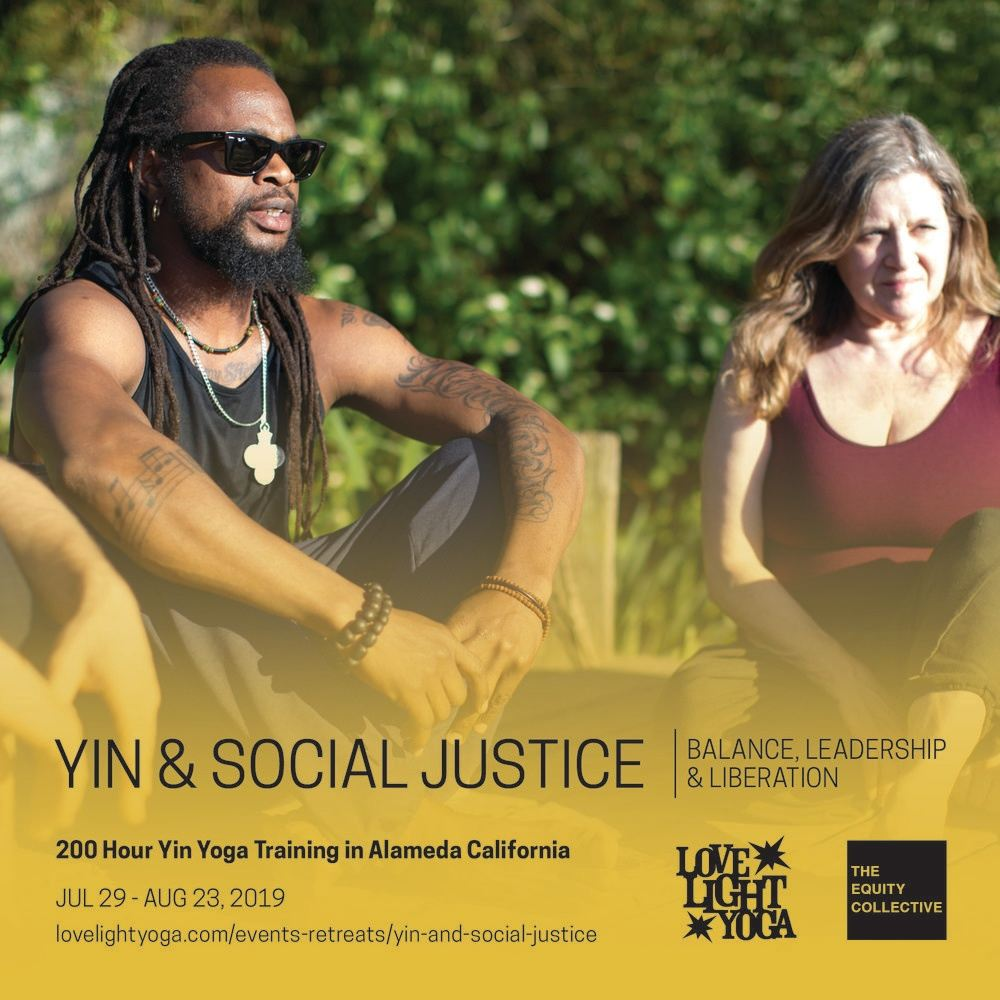 Yin Yoga and Social Justice: Balance, Leadership, and Liberation