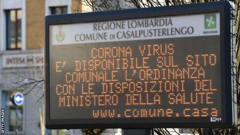 Virtual Study Abroad: Corona Virus in Milan, Italy