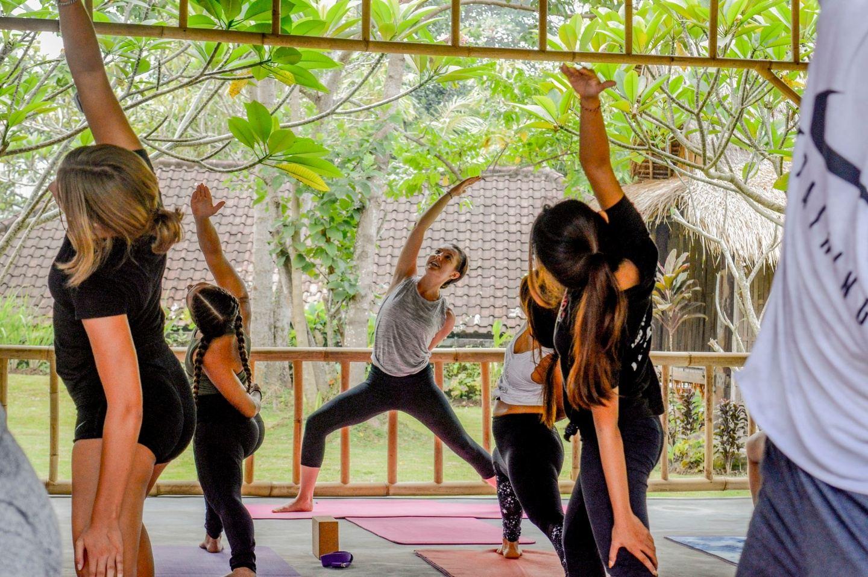 2 Day Budget Solo Yoga Retreat in Ubud, Bali
