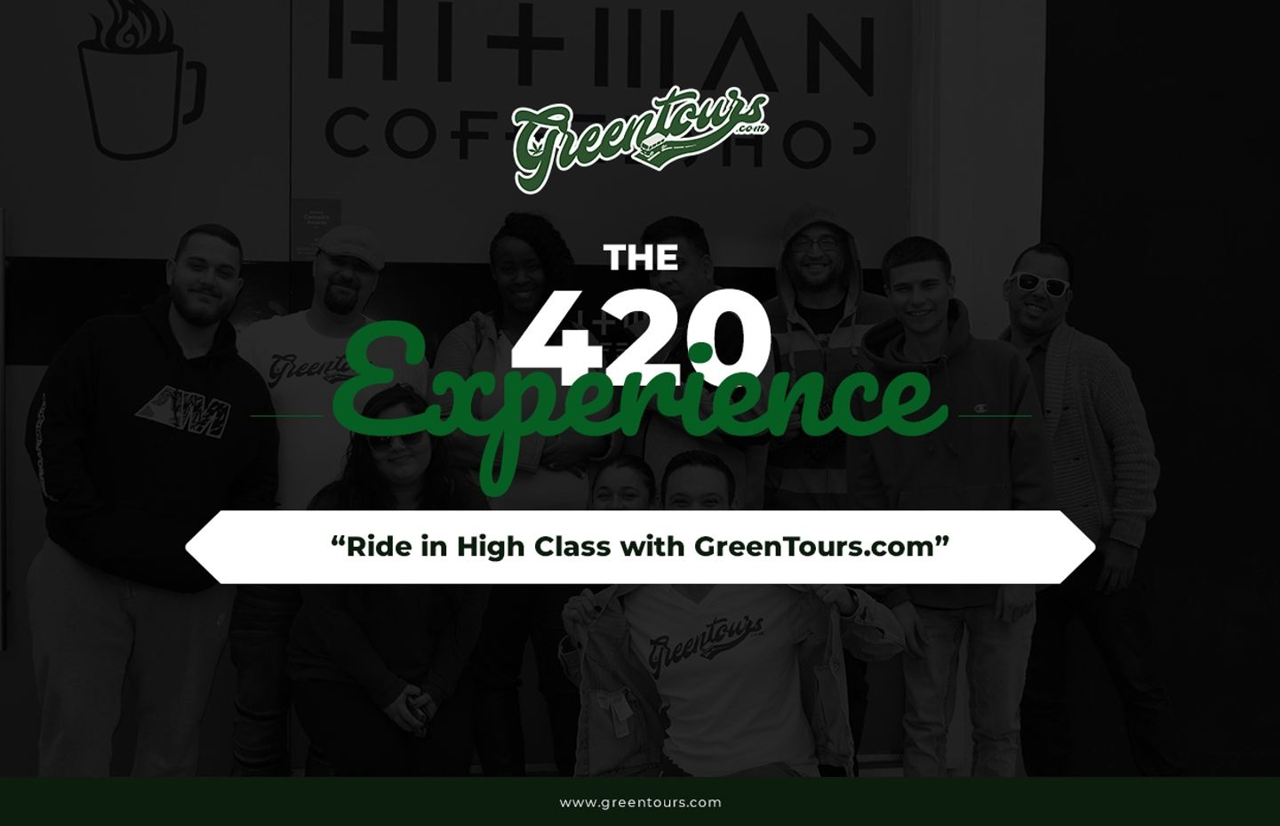 420 Experience: LA Cannabis Tour 3.5 Hours