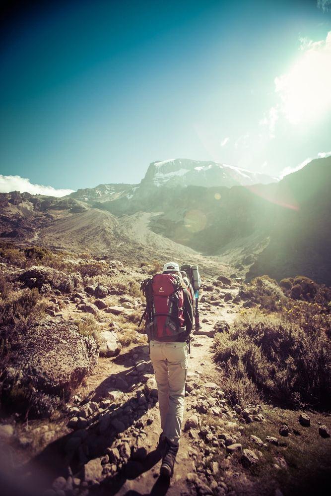 Climb Mount Kilimanjaro on New Year's Eve