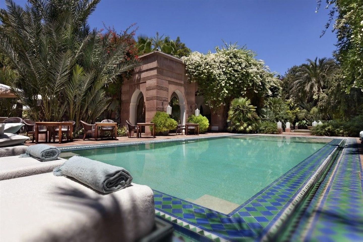 Yoga & Leisure in Morocco