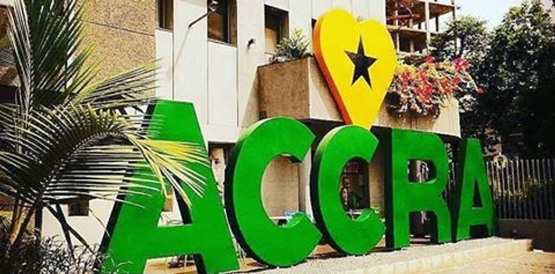 I HEART ACCRA (& CHALE WOTE FESTIVAL)