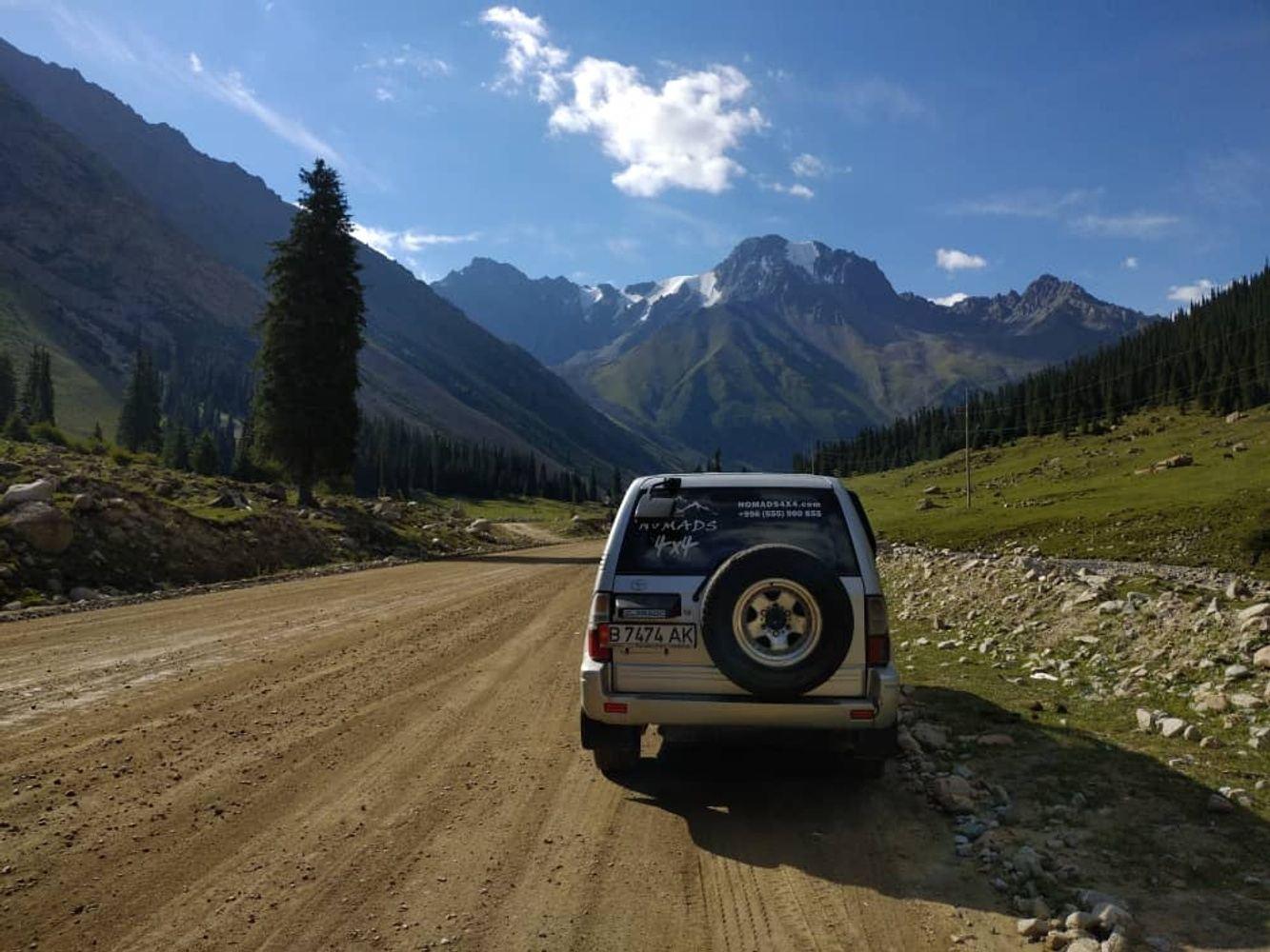 South Kazakhstan and North Kyrgyzstan circle tour - 12 days